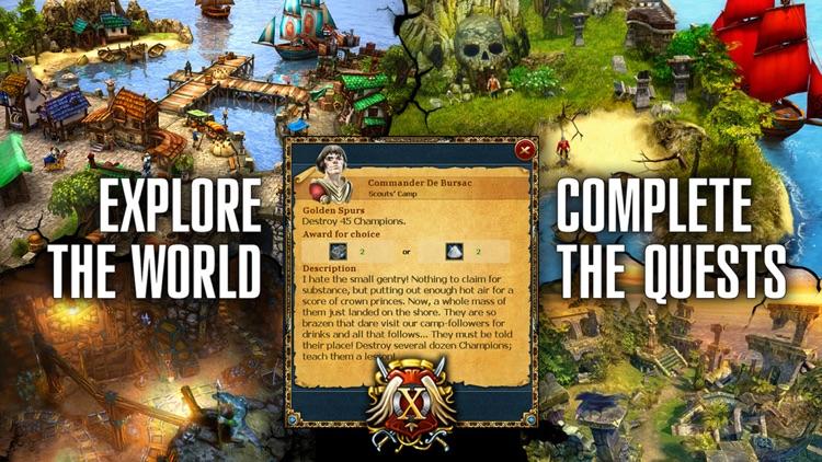King's Bounty Legions: Tactics screenshot-3