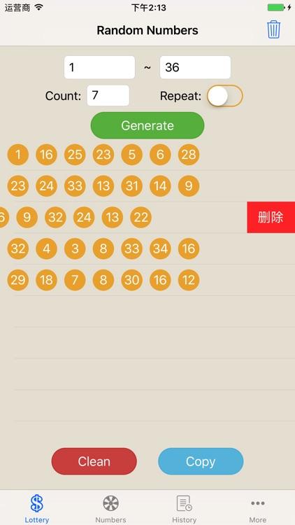 Random Generator - random member generator