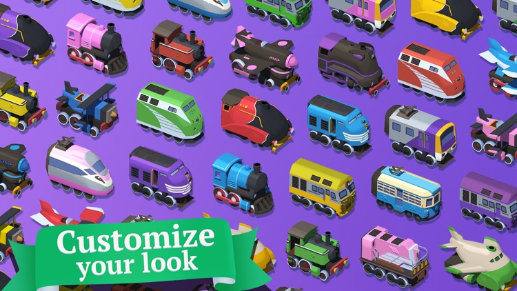 Train Conductor World - Rail Tycoon Game