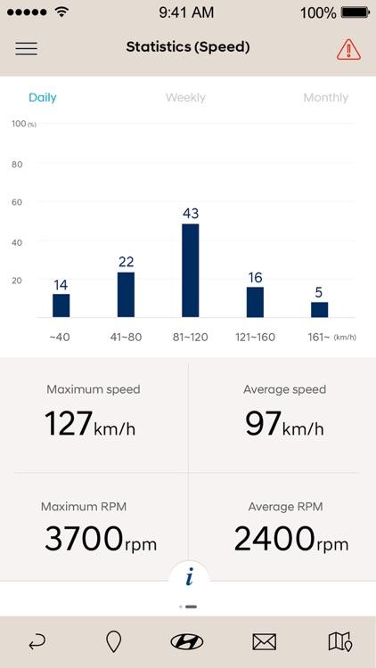 Hyundai Auto Link screenshot-4