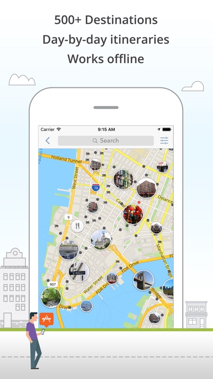 Sygic Travel: Trip Planner & City Guide