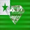 Esperanto Phrases Diamond 4K Edition