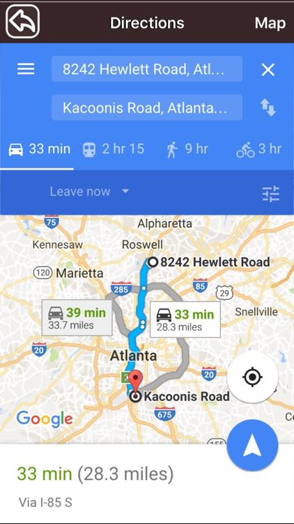 Georgia National & State Parks screenshot-4