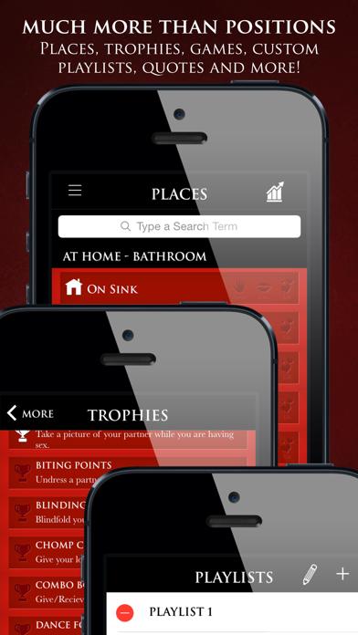 Pocket Kamasutra review screenshots