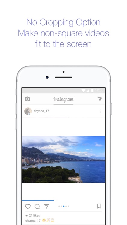 1min+ Split long videos to Carousel for Instagram screenshot-3