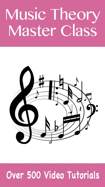 Music Theory Master Class