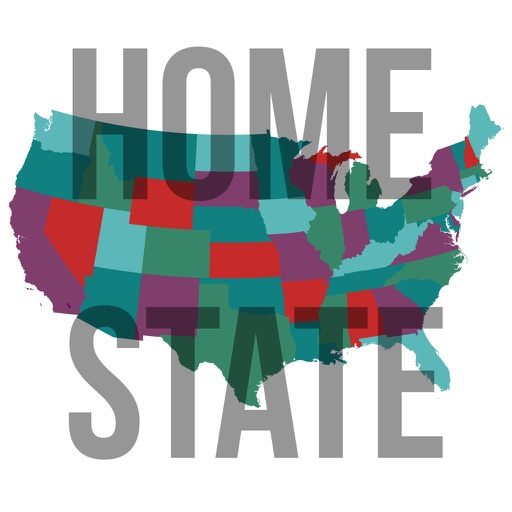 Home State Stickers