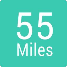 55 Miles