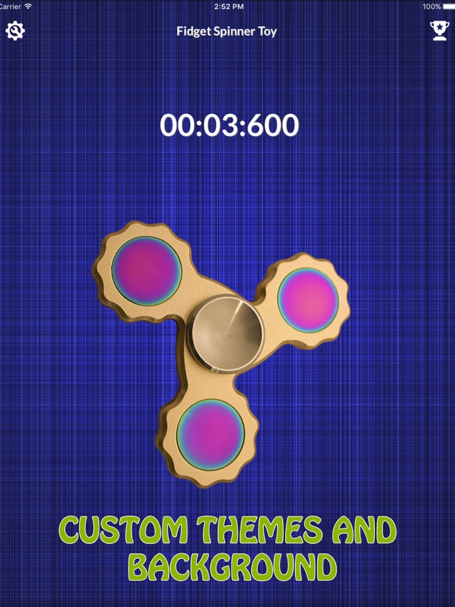 Fid Spinner Game Toy on the App Store