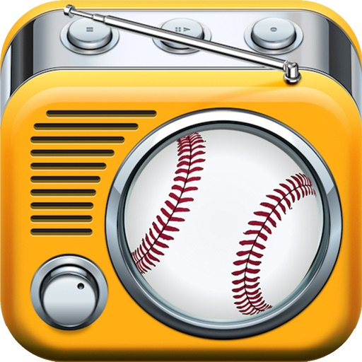Major League Game Day Pro Baseball - Radio for MLB