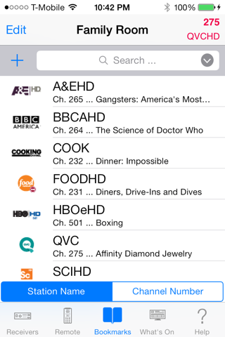 DirectVR Remote for DirecTV screenshot 4