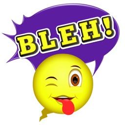Bubblelingo Emoji Speech Bubbles