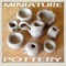 Learn how to create miniature clay pots with this app