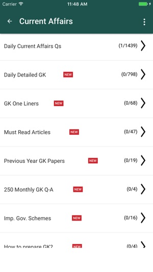 Daily GK & Current Affairs on the App Store