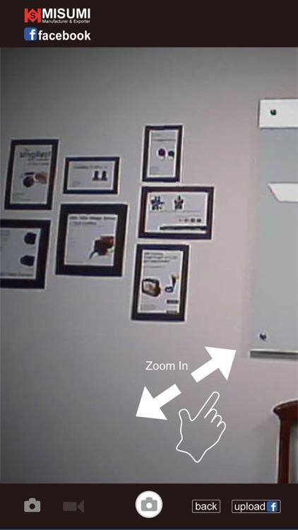 MISUMI Wifi Camera screenshot-4