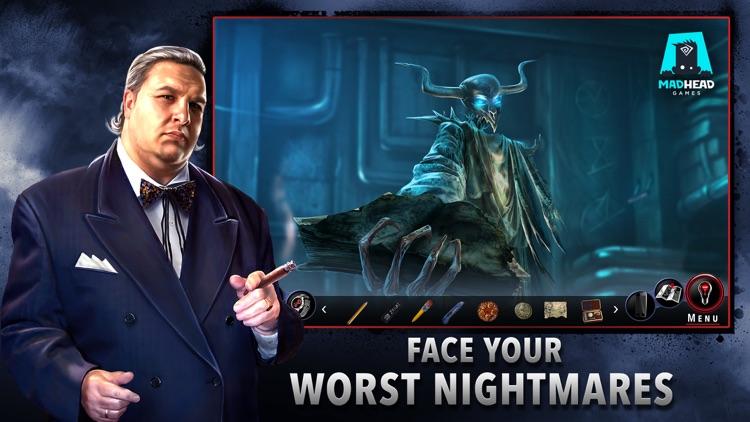 Adam Wolfe: Dark Detective Mystery Game screenshot-3
