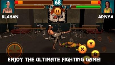 Muay Thai Boxing Combat screenshot one