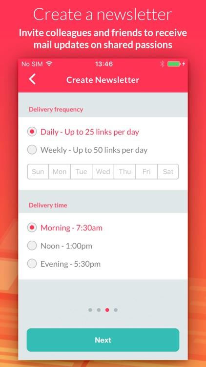 Push - by Newsfusion screenshot-4