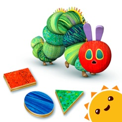 ‎Very Hungry Caterpillar Shapes