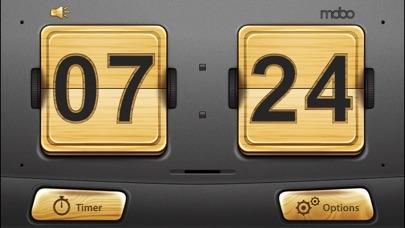 Talking Clock for iPhoneスクリーンショット
