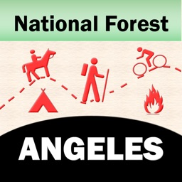 Angeles National Forest – Offline Map Navigator