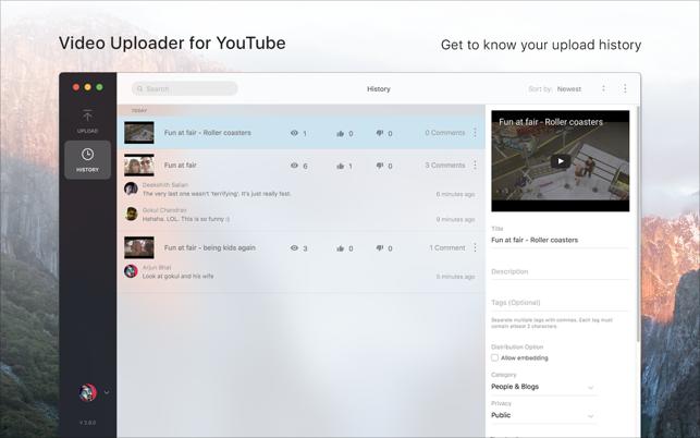 youtube uploader software