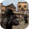 Western Cowboy - Horse Raiding For GoogleCardboard