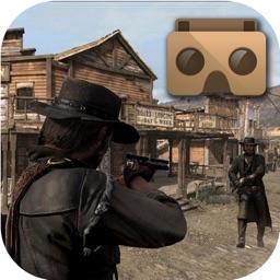 Western Cowboy - Horse Raiding For GoogleCardboard