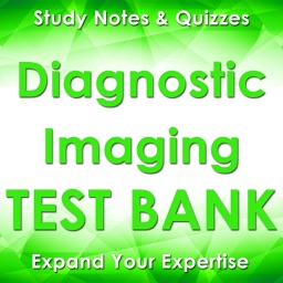Diagnostic Imaging Exam Prep : 2400 Terms & Quiz