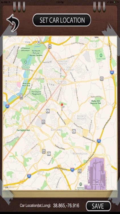 Car Location Tracker screenshot-4