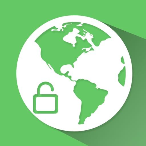 VPN : Green netpas mobile phone app