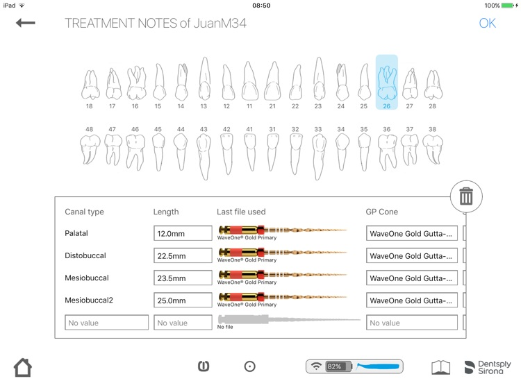 DENTSPLY ENDO IQ™ screenshot-3