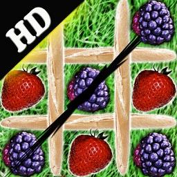Fruit Tac Toe - Amazing Tic Tac Toe Game - XOXO