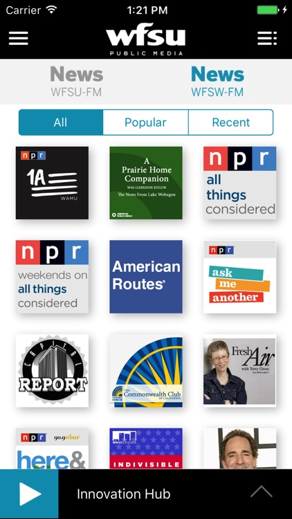 WFSU Public Radio App screenshot-3