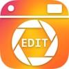 照片编辑器 - 滤镜和特效