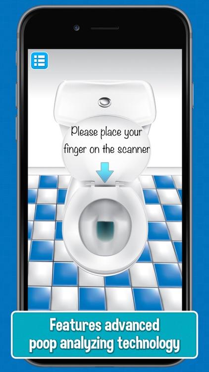 Poop Analyzer - Funny Finger Scan & Fart Sounds screenshot-3