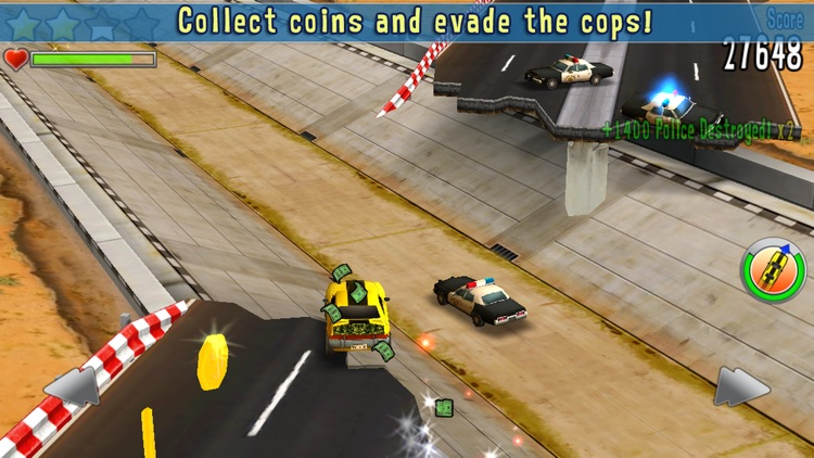 Reckless Getaway screenshot-1