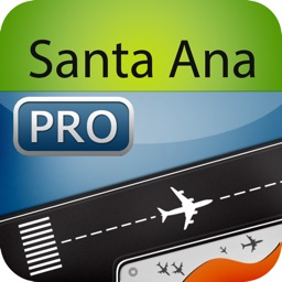 John Wayne Airport Pro (SNA) + Flight Tracker HD