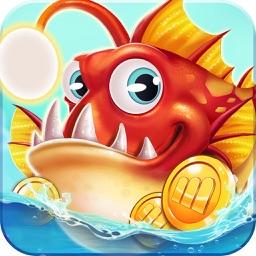 捕鱼游戏 - 3D天天派派经典小游戏 !