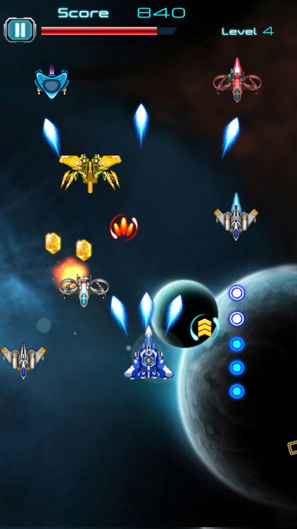 Galaxy Shooter Attack 2018 screenshot-3
