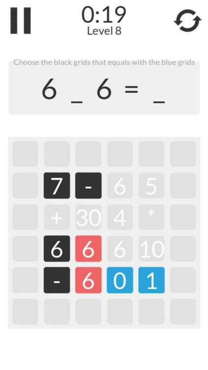 Endless Math Puzzle Challenge