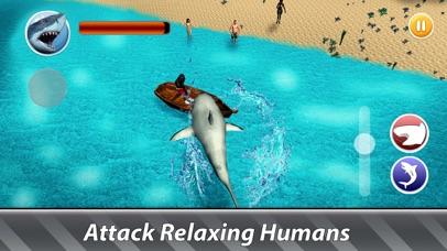 Monster Shark: Deadly Attack screenshot 2