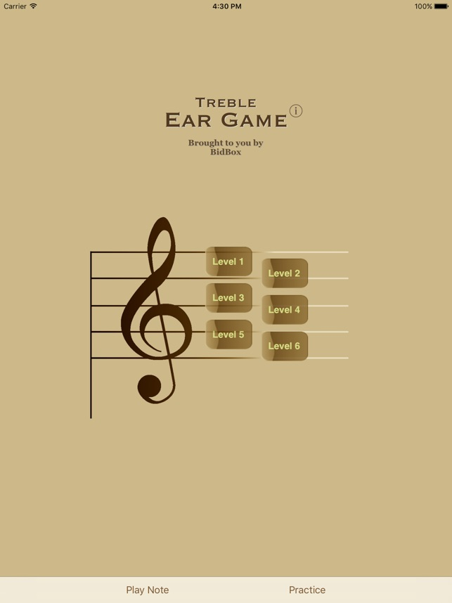 Treble ear game on the app store ccuart Choice Image