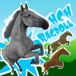 Hill Cliff Horse - Online Ragdoll Physics