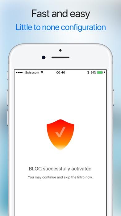 Identify & Block Caller ID - BLOC app image