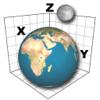 3D Astronomy : 天球儀, 太陽系, 星座