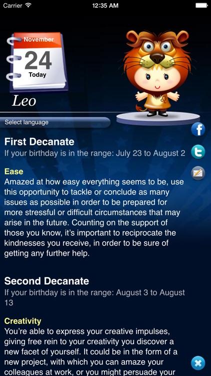 Horoscope HD+