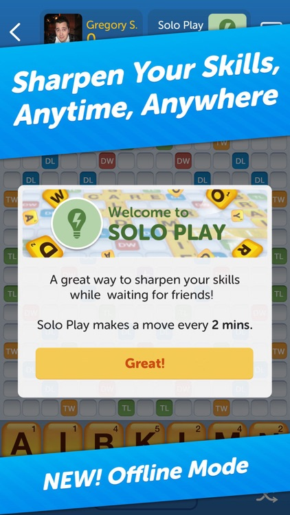 Words With Friends Classic screenshot-3