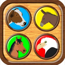 Big Button Box: Animals - animal sounds