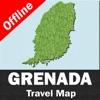 GRENADA – GPS Travel Map Offline Navigator